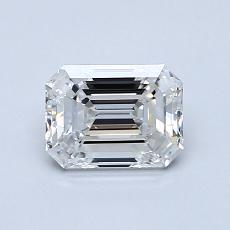 Recommended Stone #4: 0.90-Carat Emerald Cut Diamond