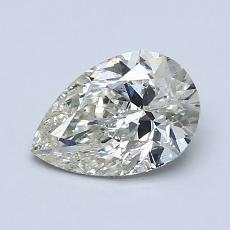 Target Stone: 1.01-Carat Pear Cut Diamond