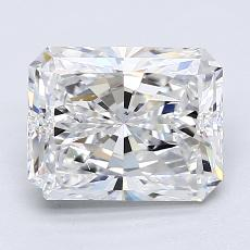 Recommended Stone #4: 2.00-Carat Radiant Cut Diamond