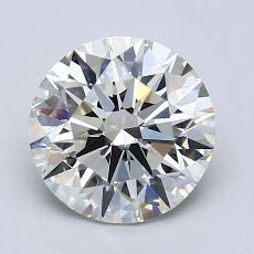 Recommended Stone #3: 1.80-Carat Round Cut Diamond
