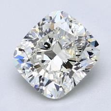Recommended Stone #4: 2.12-Carat Cushion Cut Diamond