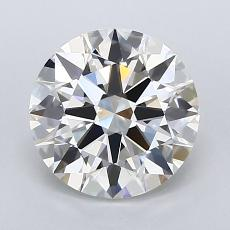 Recommended Stone #2: 2.12-Carat Round Cut Diamond