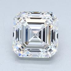 推薦鑽石 #4: 1.80  克拉上丁方形鑽石