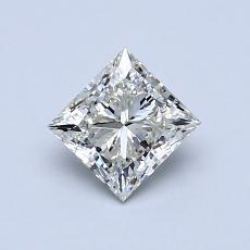0.71-Carat Princess Diamond Very Good K VS2