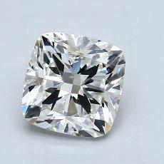 1.73-Carat Cushion Diamond Very Good H VS2