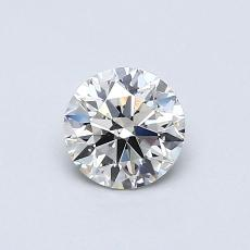 Recommended Stone #4: 0.54-Carat Round Cut Diamond