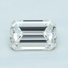 1.01 Carat 绿宝石 Diamond 非常好 G VVS1