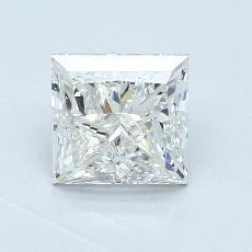 Recommended Stone #1: 1,51-Carat Princess Cut Diamond