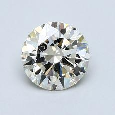 1.00 Carat 圓形 Diamond 理想 K VS1