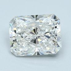 Recommended Stone #3: 2.32-Carat Radiant Cut Diamond