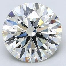 Recommended Stone #2: 4.17-Carat Round Cut Diamond