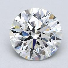 Recommended Stone #1: 1.78-Carat Round Cut Diamond