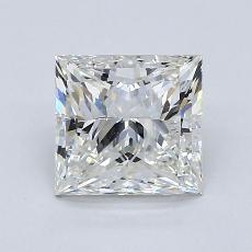 Target Stone: 1,80-Carat Princess Cut Diamond