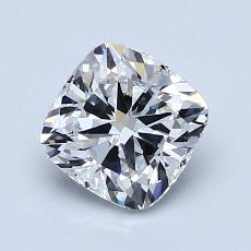 Recommended Stone #1: 1.20-Carat Cushion Cut Diamond
