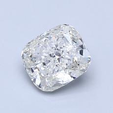 1.03-Carat Cushion Diamond Very Good J SI2