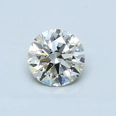 Recommended Stone #1: 0,60-Carat Round Cut Diamond
