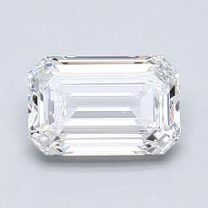 Recommended Stone #4: 1.21-Carat Emerald Cut Diamond