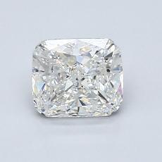 1.01-Carat Cushion Diamond Very Good G VVS1