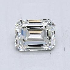 1.01 Carat 绿宝石 Diamond 非常好 G VVS2