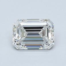 Recommended Stone #2: 1,01-Carat Emerald Cut Diamond