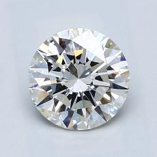 1.30 Carat 圆形 Diamond 理想 I VS1