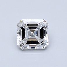 推薦鑽石 #2: 0.75  克拉上丁方形鑽石
