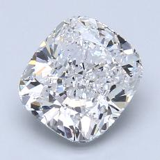 Recommended Stone #3: 2.20-Carat Cushion Cut Diamond