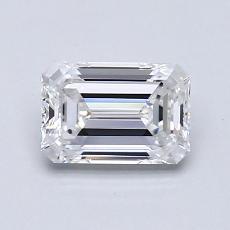 1.01 Carat 绿宝石 Diamond 非常好 E VVS2