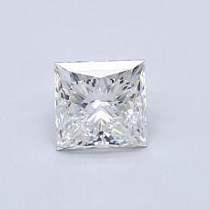 Recommended Stone #4: 0.71-Carat Princess Cut Diamond