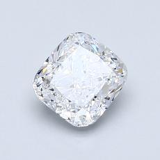1.01 Carat Cojin Diamond Muy buena D VS1