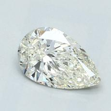 Recommended Stone #4: 1.01-Carat Pear Cut Diamond
