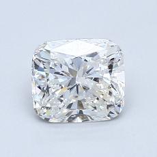1.02 Carat 垫形 Diamond 非常好 H VS2