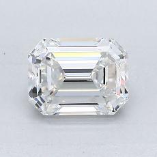 1.11 Carat 绿宝石 Diamond 非常好 F IF