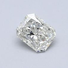 Current Stone: 0.62-Carat Radiant Cut