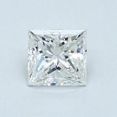 推薦鑽石 #2: 0.71  克拉公主方形鑽石