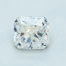 Recommended Stone #4: 1.01-Carat Radiant Cut