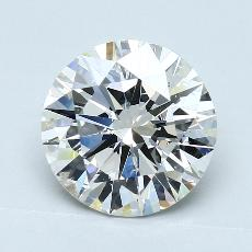 Recommended Stone #1: 2.93-Carat Round Cut Diamond