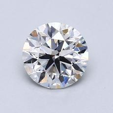 1.00 Carat 圓形 Diamond 理想 G VS2