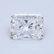 Recommended Stone #1: 1.03-Carat Radiant Cut Diamond