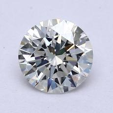 1.40-Carat Round Diamond Ideal H VS1
