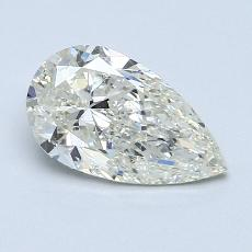 Recommended Stone #1: 1.31-Carat Pear Shaped