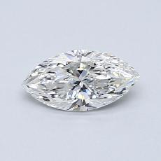 Recommended Stone #4: 0.51-Carat Marquise Cut Diamond