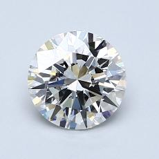 Recommended Stone #3: 1.10-Carat Round Cut Diamond