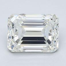 2.01 Carat 绿宝石 Diamond 非常好 I VS1