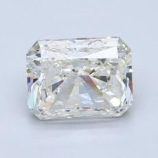 Recommended Stone #1: 1.65-Carat Radiant Cut Diamond