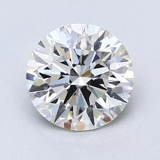Recommended Stone #1: 1.50-Carat Round Cut Diamond