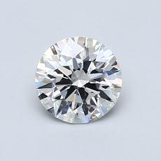 0.75 Carat 圓形 Diamond 理想 G VS2