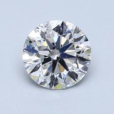 Recommended Stone #1: 1.13-Carat Round Cut Diamond