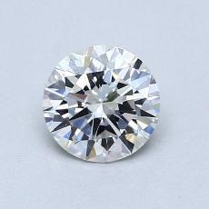 0.73 Carat 圓形 Diamond 理想 G VS1