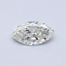 Recommended Stone #1: 0.40-Carat Marquise Cut